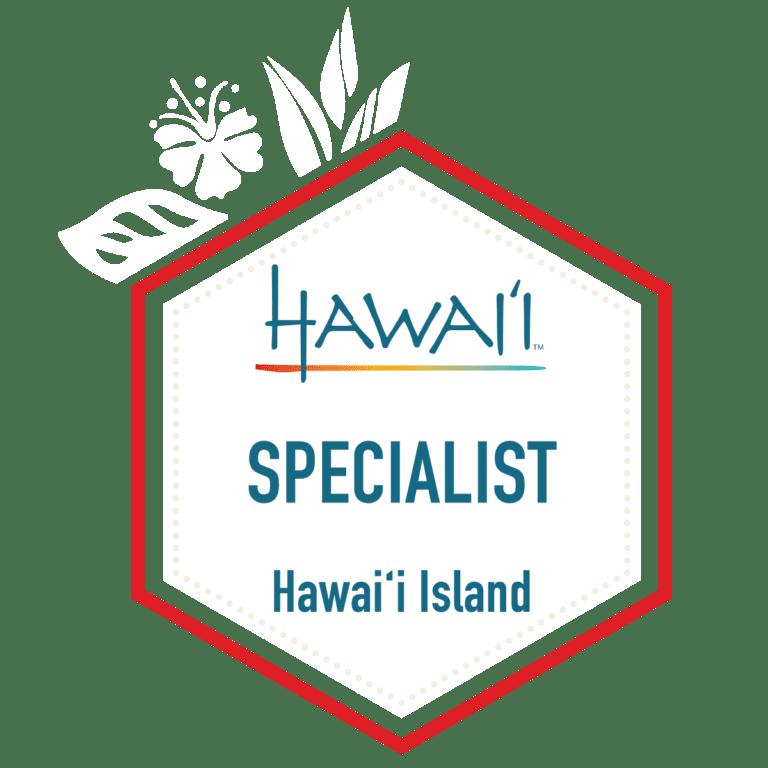 Hawai'i Island Specialist